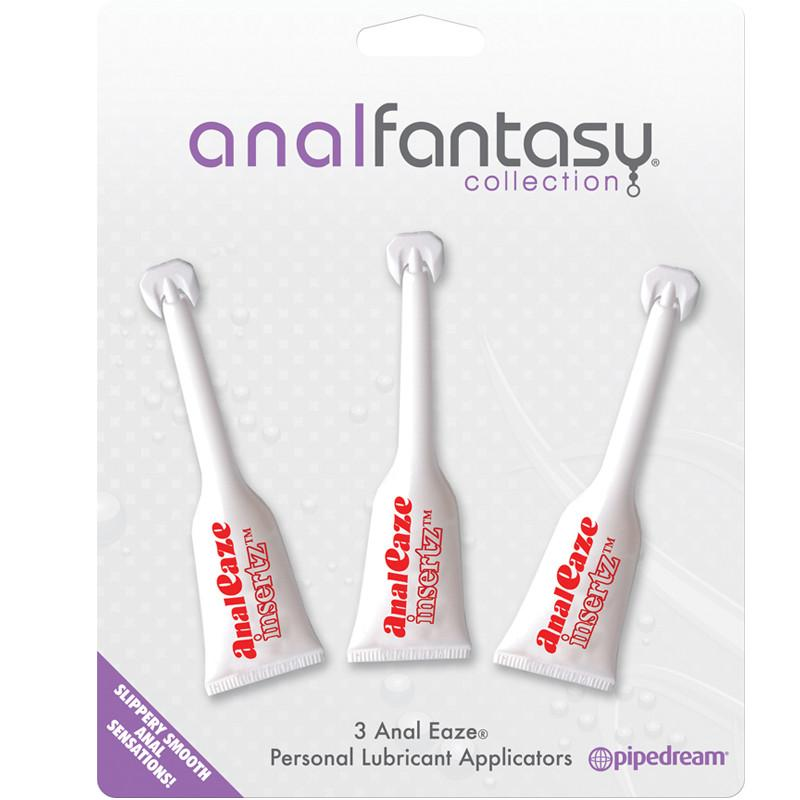 Pipedream Anal Eaze Personal Lubricant Applicators